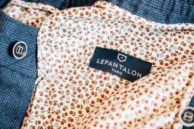 LePantalon Flanelle